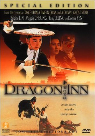 Dragon Inn (DVD, 1992, Uncut Special Edition)