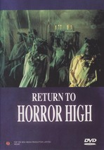 Return to Horror High (DVD, 1987)