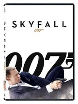 007: James Bond Skyfall (DVD, 2013)