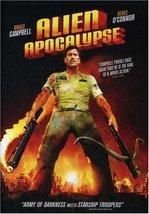 Alien Apocalypse (DVD, 2007)