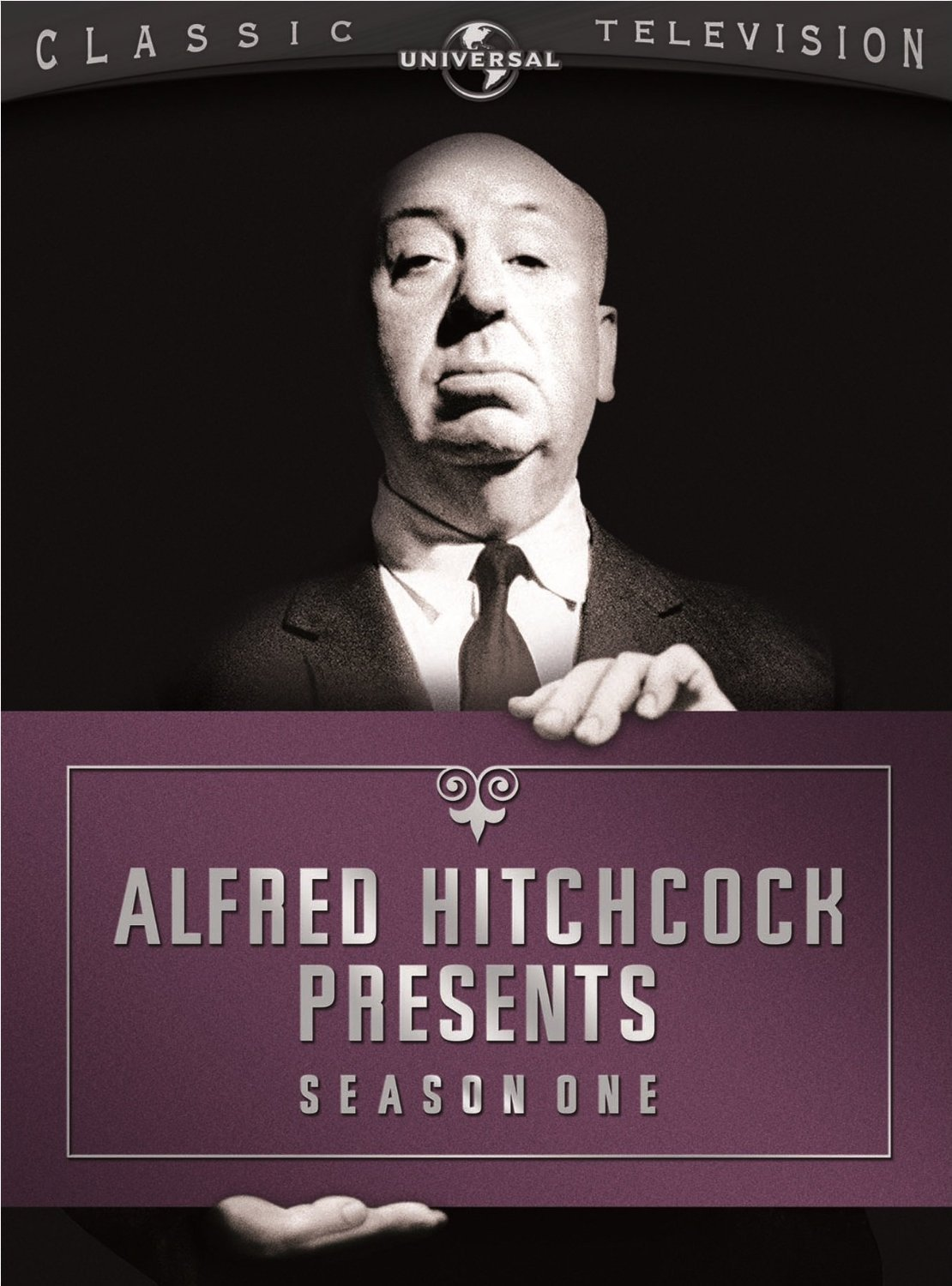 Alfred Hitchcock Presents: Season One (DVD, 2005, 3-Disc Set)
