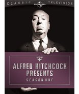 Alfred Hitchcock Presents: Season One (DVD, 2005, 3-Disc Set) - $12.95