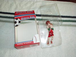 "Kurt S. Adler Sports Kid Holiday Basketball 4.5"" Boy Ornament Figurine - New Box - $28.00"