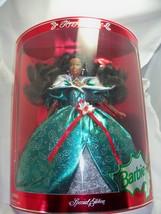 1995 Happy Holidays Special Edition Barbie - $29.50