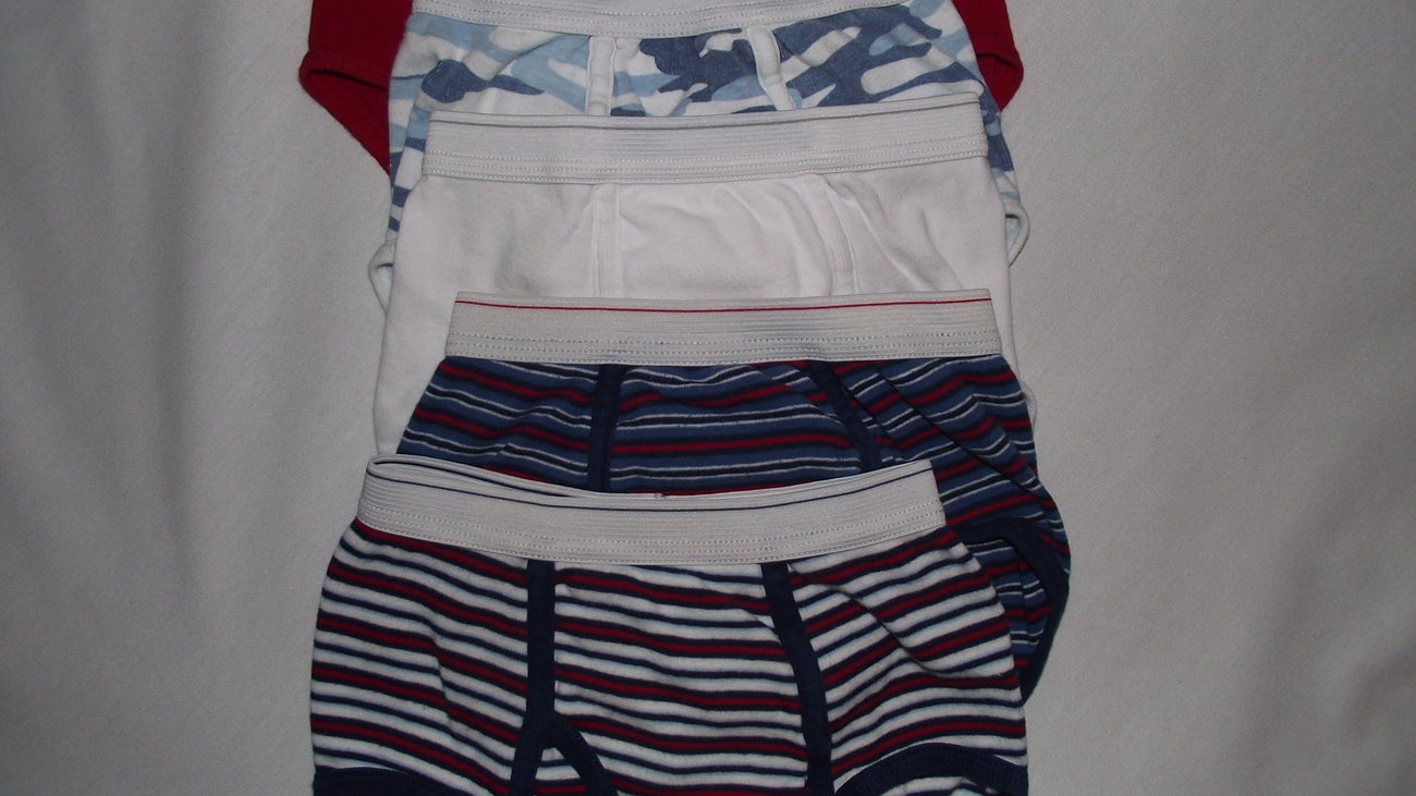 underwear Faded Glory Toddler 4T