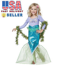 California Costume Magical Mermaid Girl Toddler's Costumes Party Hallowe... - $31.00