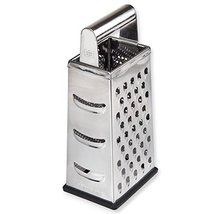 Box Grater Cheese Stainless Steel SUPER STRONG from The Asian Slice - €22,29 EUR