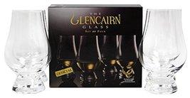 Glassware Glencairn Whisky Glass Set of 4 in One Gift Box h l w 611 - $0.00