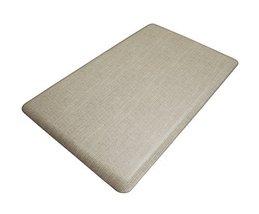 NewLife by GelPro Designer Comfort Mat 18 30Inch Grasscloth Pecan 18X30 - $41.34