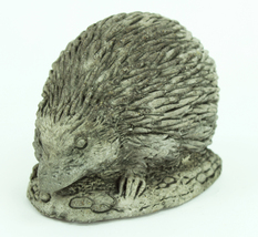 Hedgehog Ornamental Concrete Statue - $45.00