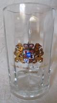 Vtg Clear glass Stein Furstliche Brauerei Thurn... - $14.01