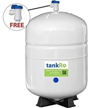 Water Filter 40Gallon Reverse Osmosis RO Storage Tank by TANKRO Express - $47.23