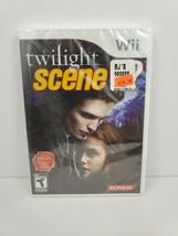 Scene It Twilight (Nintendo Wii, 2009) Brand New Sealed - $4.90