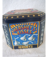 Hershey's Kisses Milk Chocolate Limited Edition Commemorative Tin 2000 - $5.99
