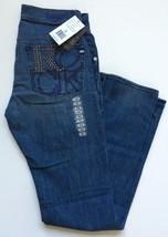 ROCK & REPUBLIC Men's NWT 32 x 35 VAUGHN Stargarden Blue Straight Slim J... - $45.49