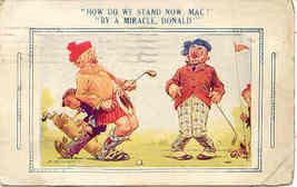 How Do We Stand Now Mac artist Tempest 1942 Post Card - $5.00