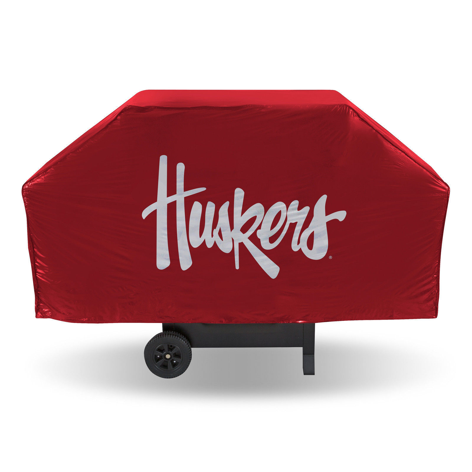 NEBRASKA HUSKERS ECONOMY BBQ BARBEQUE GRILL COVER