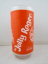 Vintage Hawaiian Jolly Roger Glass - Cross Promotion with Coke - Wrap Gr... - $45.00