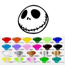 Nightmare Before Christmas Jack for Macbook Laptop Car Window SUV Decal ... - $2.99+