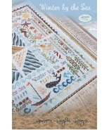 Winter By The Sea cross stitch chart Jeanette D... - $12.60