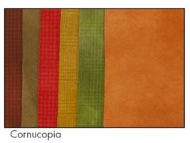 **Show Special*** Cornucopia Wool Bundle Finishing Fabric Weeks Dye Works - $30.00