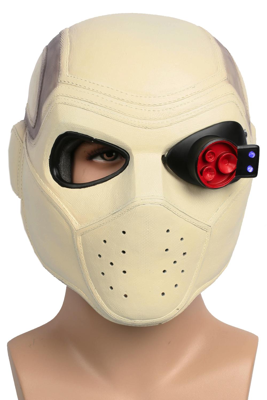 how to make deadshot mask