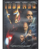 Iron Man (DVD, 2008, Widescreen) free shipping - $5.87