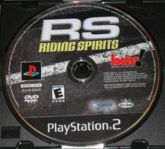 Playstation 2   Rs Riding Spirits (Game Only) - $6.75