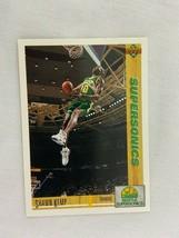 Shawn Kemp Seattle Supersonics 1991 Upper Deck Basketball Card 173 - $2.96