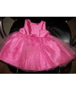 Disney Pink Dress w/Rose Size 24 Months Girls NEW HTF - $22.68
