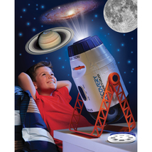 Kids Projector 2 in 1 View Disc Discovery Ceiling Wall Space Image Stars... - $71.96