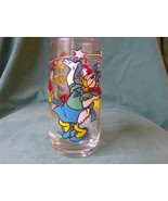 Daisy Duck Pepsi Collector's Glass Walt Disney Productions - $5.98