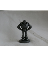 Buzz Lightyear Metal Figurine, Pixar Monopoly Game Replacement Token - $5.99