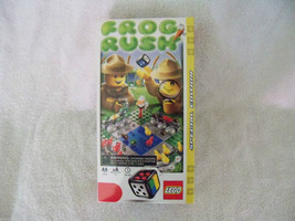 Lego Frog Rush Special Edition Game New LAST ONE HTF - $50.34
