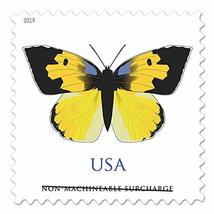2019 US Dogface Butterfly 5 Sheets of Twenty Non Machinable Forever stamps - $91.95