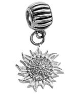 Coqui el Original® Sterling Silver .925 Sun with Diamonds in the center - $103.00
