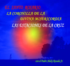 EL SANTO ROSARIO - LA CORONILLA DE LA DIVINA MISERICORDIA - HBCD24