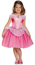 Toddler Size 3T-4T Princess Aurora Classic Halloween Costume Licensed Di... - $39.45