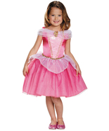 Toddler Size 3T-4T Princess Aurora Classic Halloween Costume Licensed Di... - $50.98 CAD