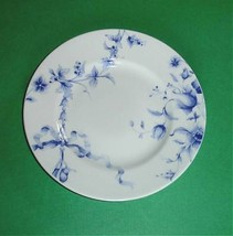 """Wedgwood Harmony Bread & Butter Plate 6"""" Blue Floral /Ribbon Made in UK New - $14.90"""