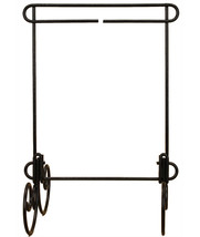 6x9 Charcoal Table Stand for Katydids & Coneflo... - $22.00