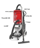 Ermator S26 HEPA Dust Extractor Vacuum - 230V Single Phase - $2,499.00