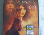 DVD SAVING WINSTON 2011 A Troubled Teen, A Rescued Horse and God NEW SEALED (D)