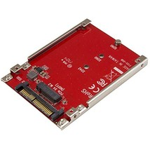 StarTech M.2 to U.2 Adapter for 1 x M.2 NVMe SSD  - $83.00