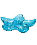 Amscan Party Perfect Cool Summer Chip Dip Starfish Tray 1 Piece Blue 432316 - €11,68 EUR
