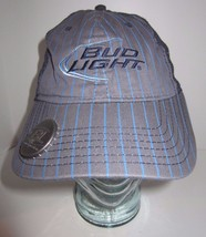 Bud Light Trucker Hat - Anheuser Busch - Built In Bottle Opener - Snapback - $21.57