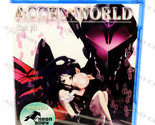 Accel World Set 01 Ep. 1-12 (Blu-ray, 2013, 2-Disc Set) R1 Viz Media Japan Anime