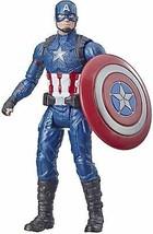 "Avengers Marvel Captain America 6""-Scale Marvel Super Hero Action Figure Toy - $15.67"
