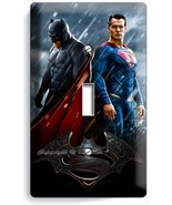 BATMAN V SUPERMAN SUPERHEROES SINGLE LIGHT SWIT... - $7.99