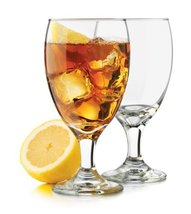 Glassware Libbey 1625Ounce Classic Goblet Glass Clear 4Piece 89509 One Size - $27.68